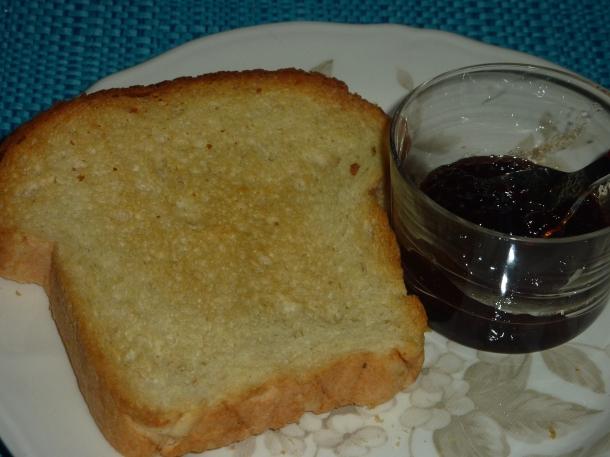 petit déjeuner avec pain de mie 008