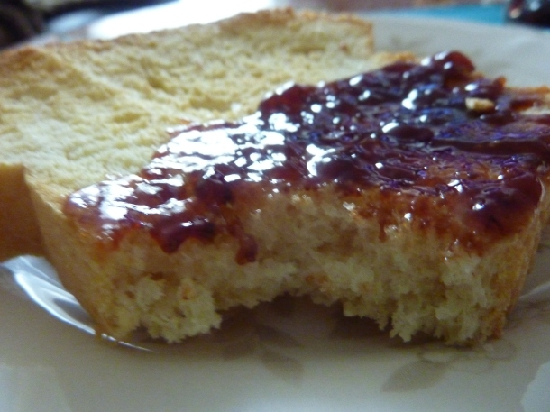 petit déjeuner avec pain de mie 018