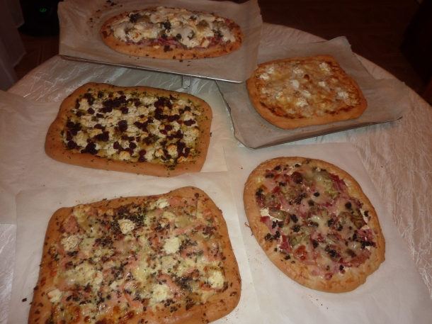 pizza lardon jambon artichaut ect 015