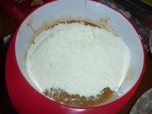 muffins banane vanille choco 005