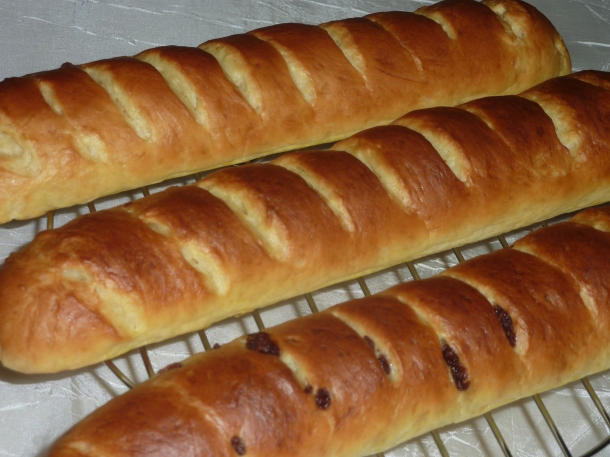 mes premières baguettes viennoises 016