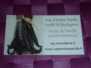 carte cap d'ambre vanille 001