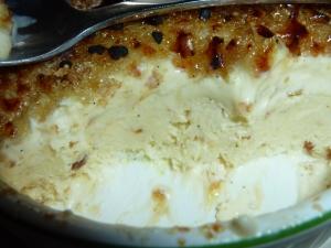 crème brulée au pralin 044