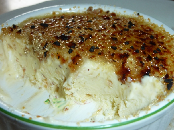 crème brulée au pralin 051