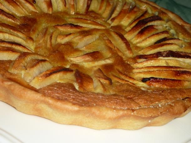 tarte pommes vanille cannelle 017